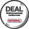 Logo Srebrnego Partnera firmy Rational