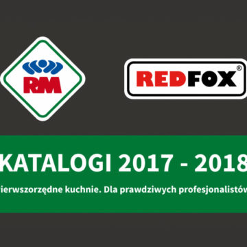 Katalogi RM iREDFOX 2017/2018