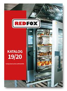 RedFox katalog 2019 2020
