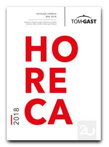 TomGast katalog 2019 horeca