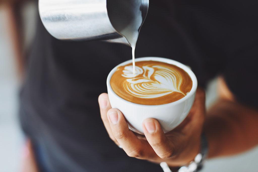 Śniadaniownia kawa
