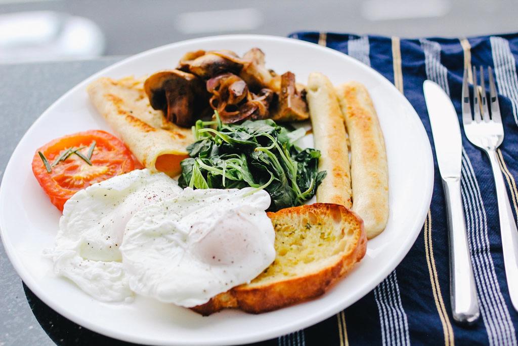 Śniadaniownia danie