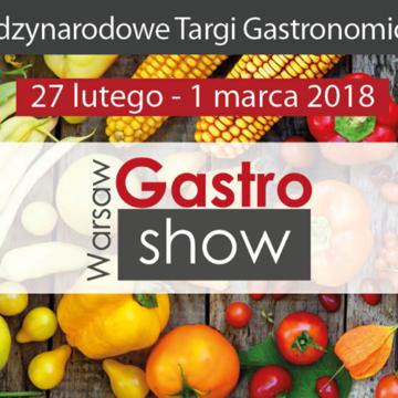 Zapraszamy naWarsaw Gastro Show 2018